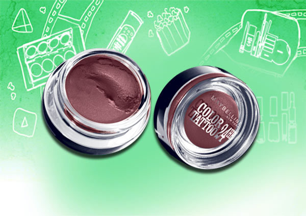 Лучшие тени для век Maybelline-maybelline Eye studio color Pears