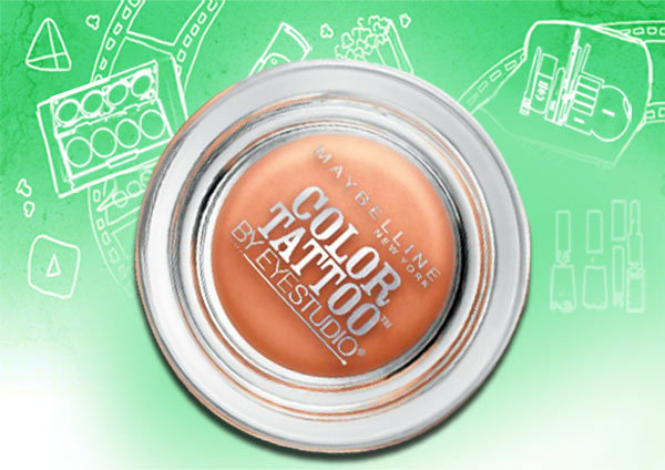 Best Maybelline Eye Shadows - maybelline eye tattoo fierce and tangy