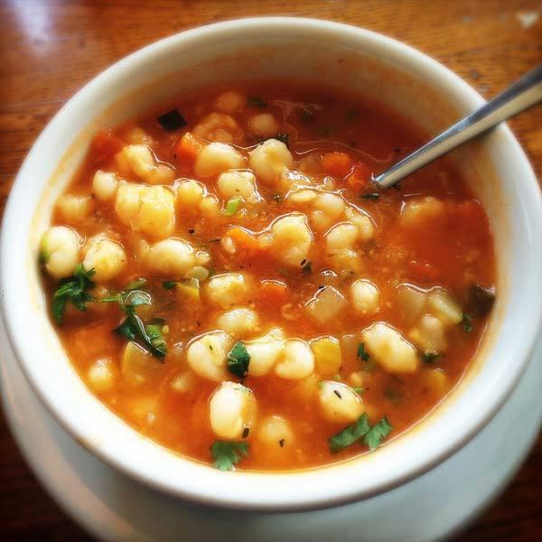 non vegetarian soups