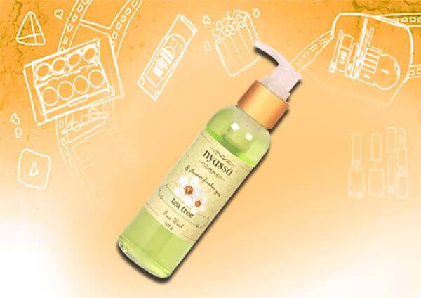 nyassa tea tree face wash review