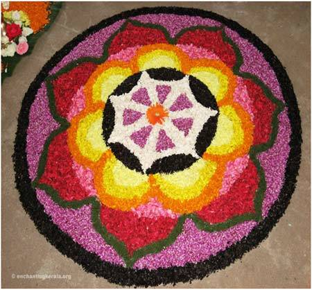 perfect rangoli design