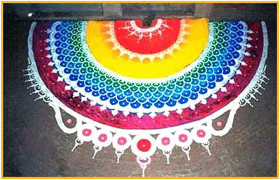 20 best rangoli designs for diwali 2018 you cannot afford to miss