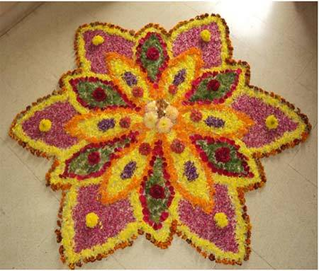 rangoli designs round in shape