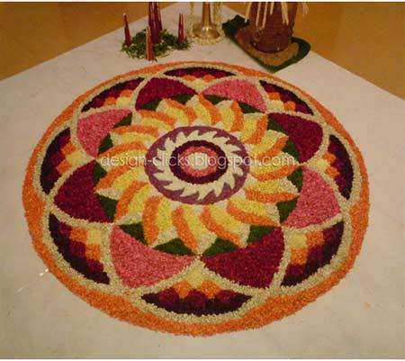 reside rangoli designs