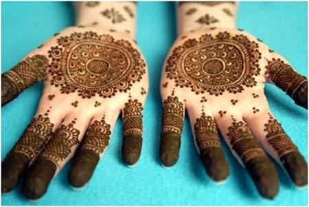 Mehndi Designs App Download : 10 round mehndi designs you should definitely try in 2018