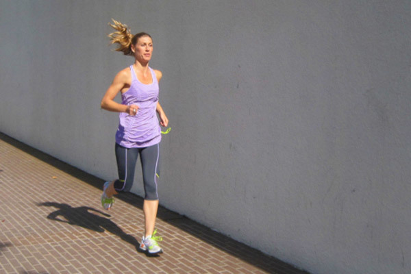 Aerobic Exercises To Reduce Belly Fat - Running