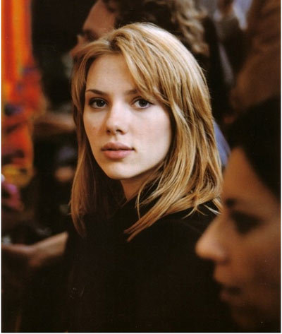 Scarlett Johansson Without Makeup Pictures