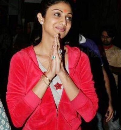 shilpa shetty no make up