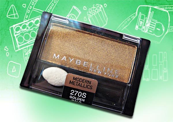 Best Maybelline Eye Shadows - single eyeshadows