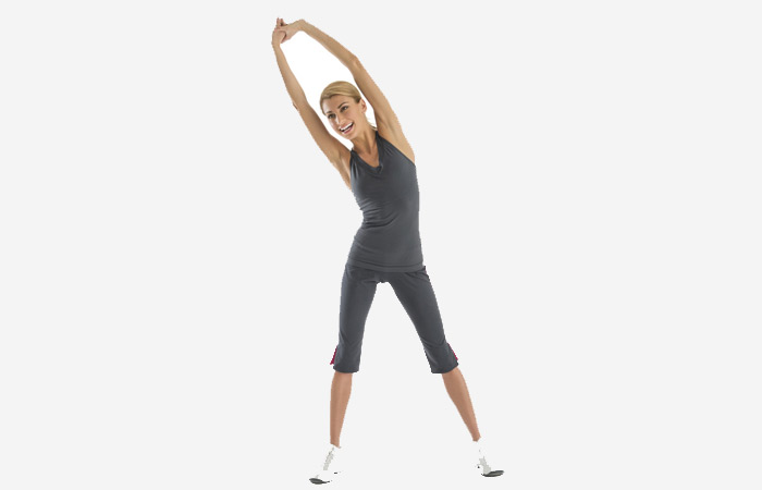 Exercises To Increase Height - Standing Vertical Stretch