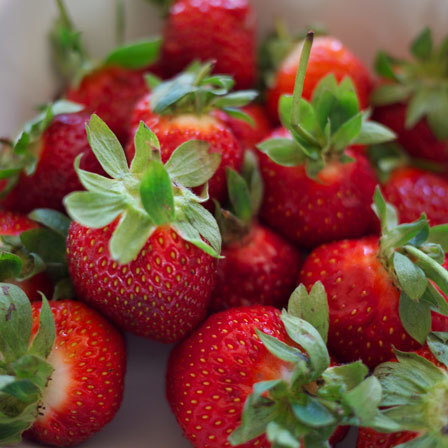 strawberries for health