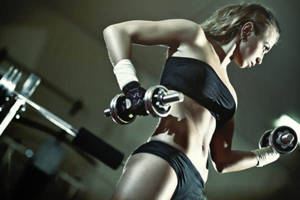 Aerobic Exercises To Reduce Belly Fat - Weight Training