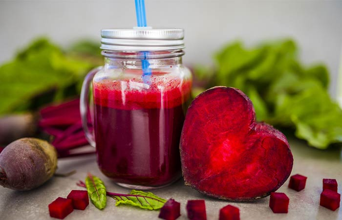 Best Juices For Healthy And Glowing Skin - Beetroot Juice
