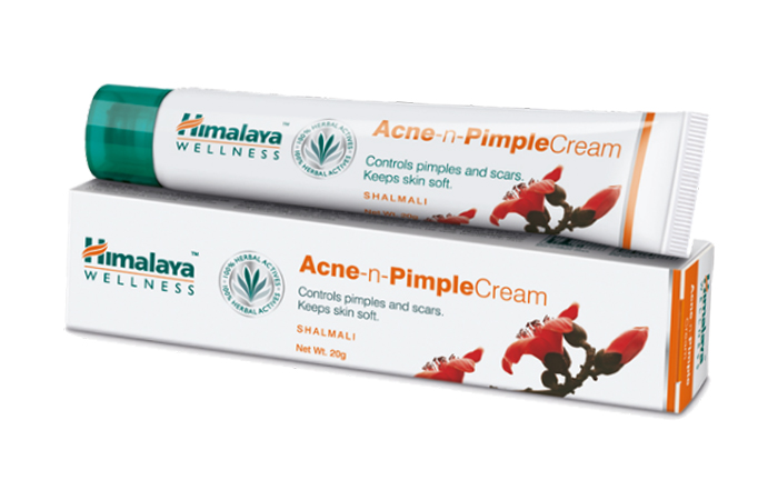 1. Himalaya Acne-N-Pimple Cream