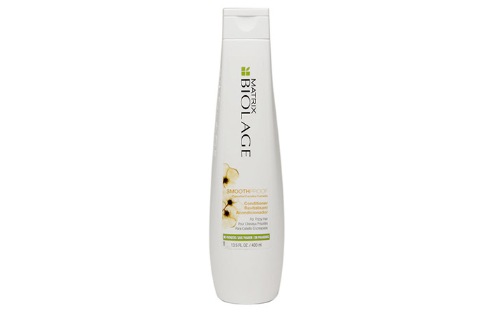 1. Matrix Biolage SmoothProof Shampoo