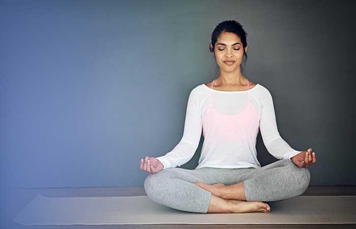 1. Padmasana (Lotus Pose)