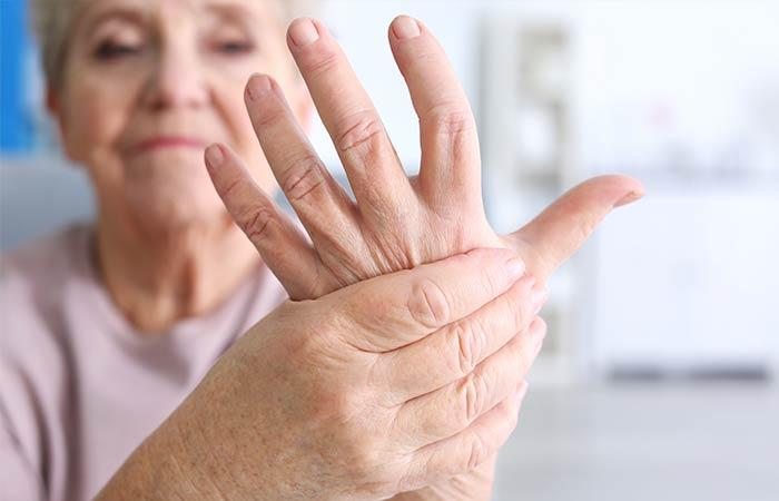 1. Relieves Rheumatoid Arthritis