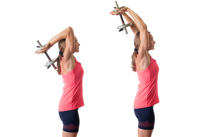 15 Best Tricep Exercises For Women How To Get Toned Arms