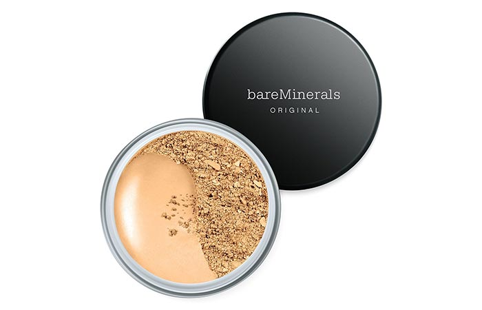 1. bareMinerals Original Foundation Broad Spectrum SPF 15