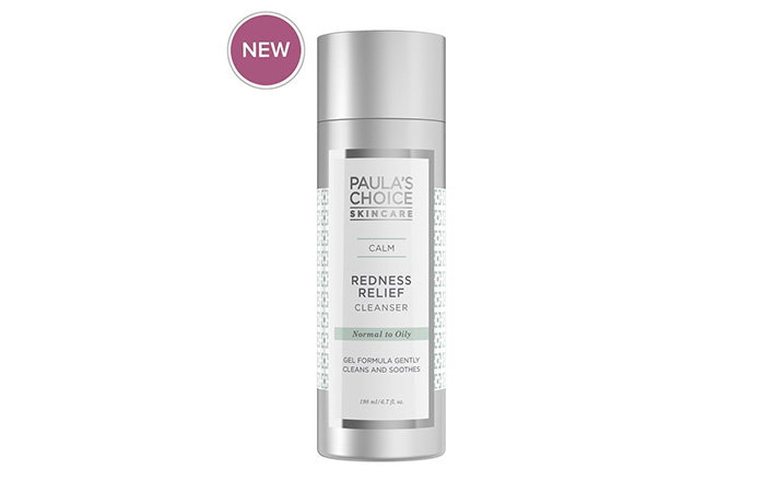 10. Paula's Choice Calm Redness Relief Cleanser