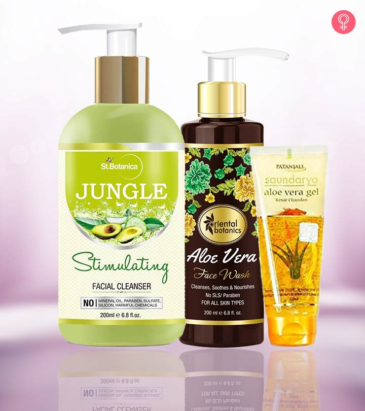 10 Best Aloe Vera Products Available In India For 2019