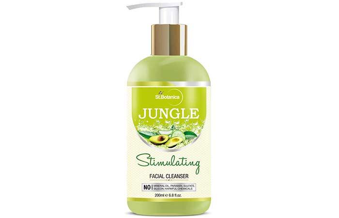 St Botanica Jungle Stimulating Facial Cleanser - Aloe Vera Products