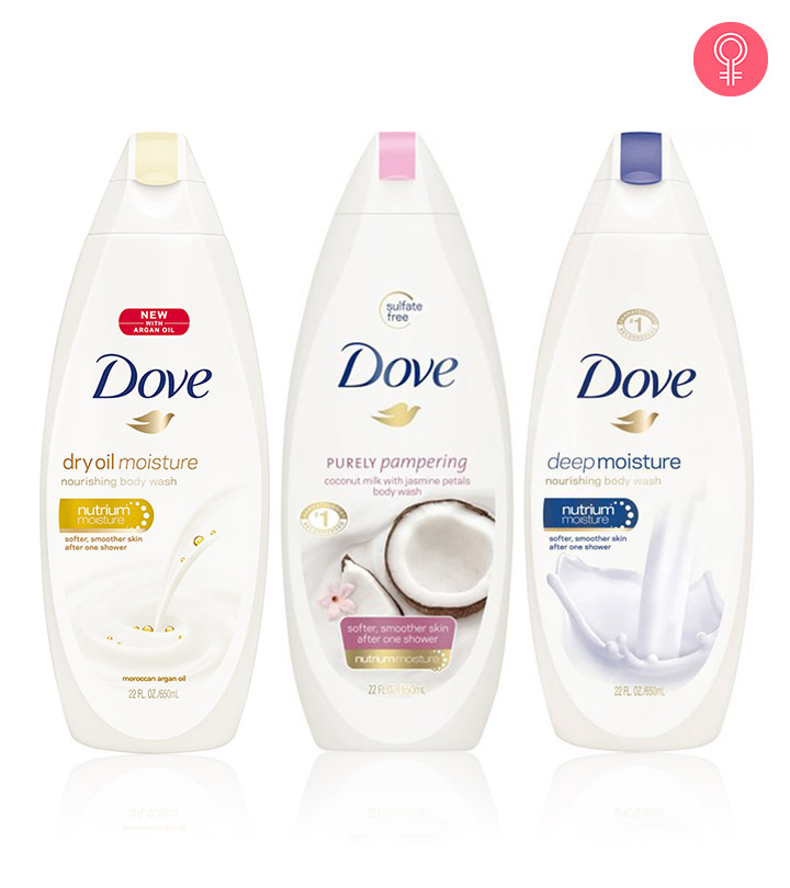 10 Best Dove Soaps And Body Washes Of 2019
