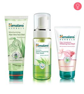 10 Best Himalaya Face Washes Available In India – 2020