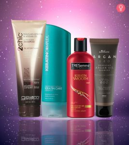 10 Best Keratin Shampoos Available In India – 2021