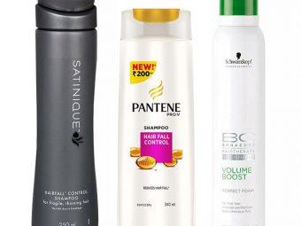 10 Best Shampoos For Thin Hair