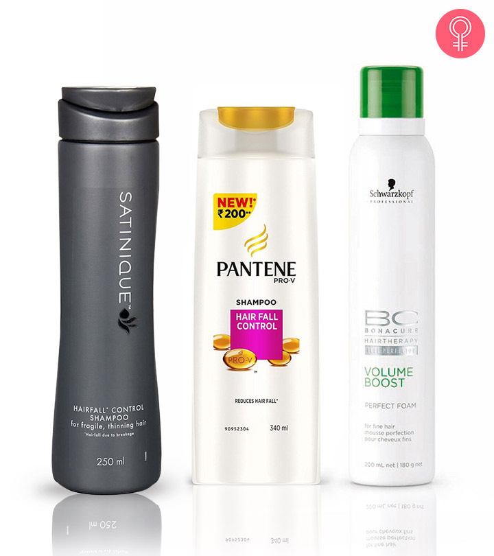 10 Best Shampoos For Thin Hair