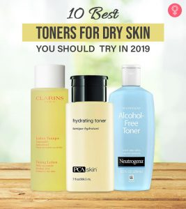 10 Best Toners For Dry Skin You Should Try in 2020