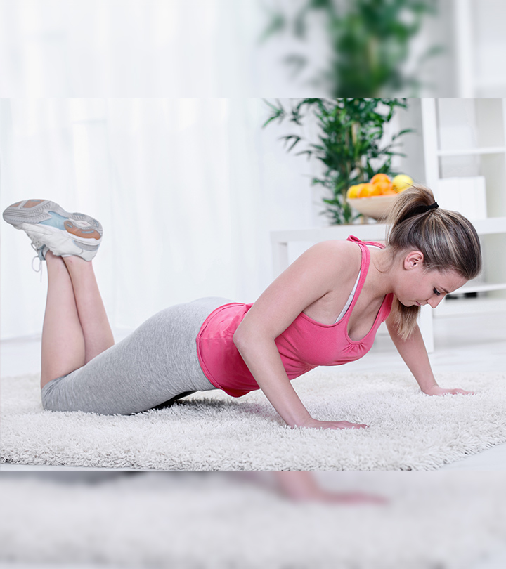 10 Best Types Of Push-Ups For Women And Their Benefits