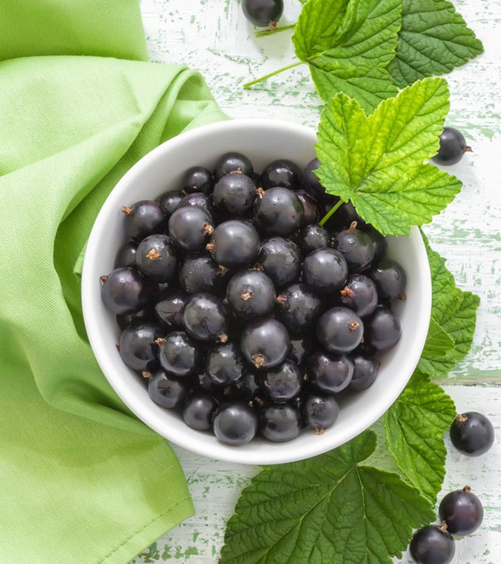 10 Proven Benefits Of Blackcurrants