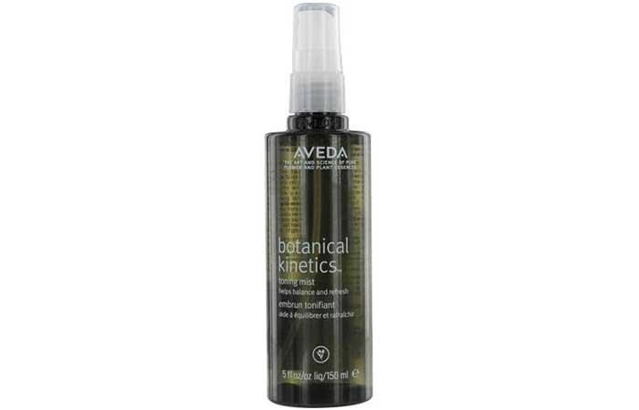 Best Toners For Dry Skin - Aveda Botanical Kinetics Toning Mist