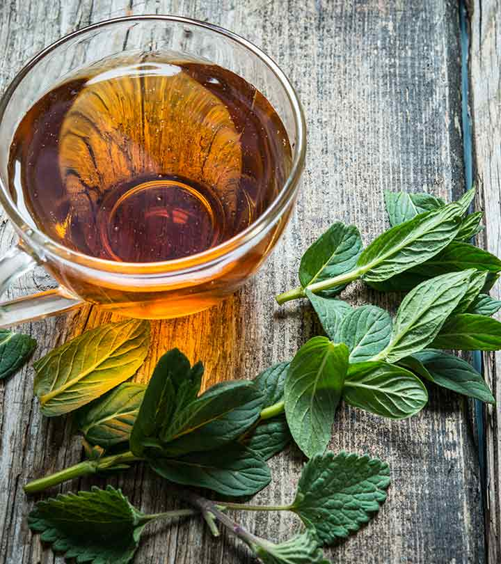 12 Impressive Health Benefits Of Peppermint Tea + How To Make