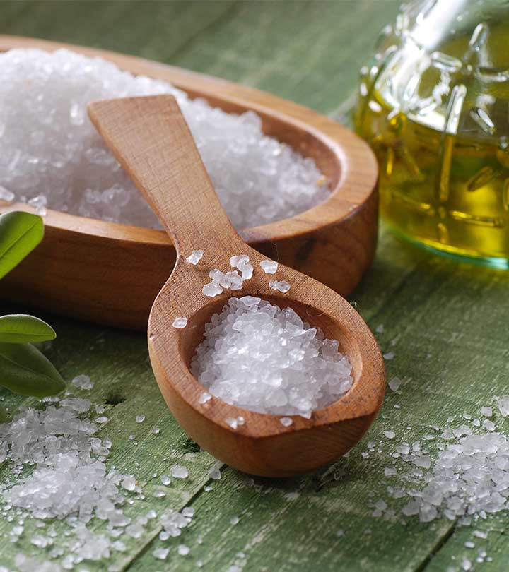 34 Amazing Benefits Of Salt For Skin, Hair, And Health