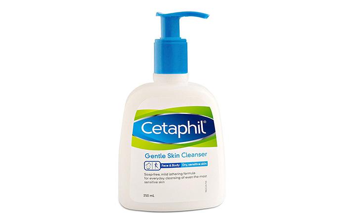 11. Cetaphil Gentle Skin Cleanser