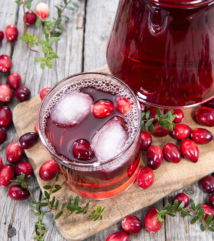 12 Benefits That Will Make You Choose Cranberry Juice For Detox!