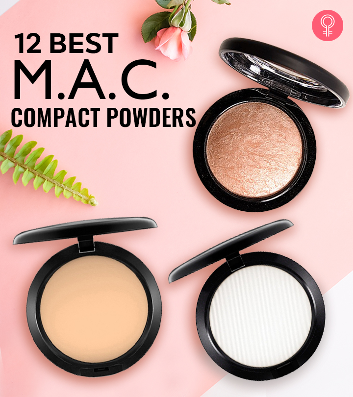 12 Best M.A.C. Compact Powders