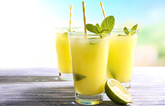 Best Juices For Healthy And Glowing Skin - Sweet Lime Juice