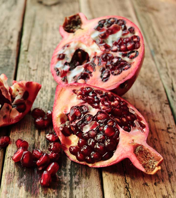 10 Amazing Benefits Of Pomegranate Peel For Skin, Hair And Health
