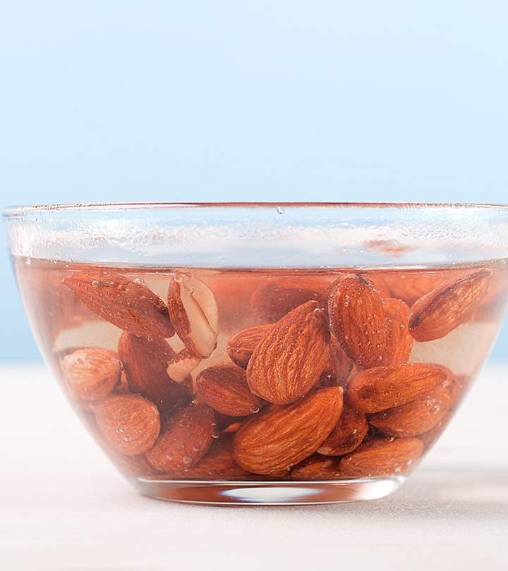 13 Promising Benefits Of Soaked Almonds For Skin, Hair, And Health