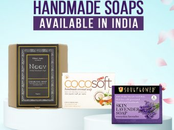 14 Best Handmade Soaps Available In India – 2021 Update