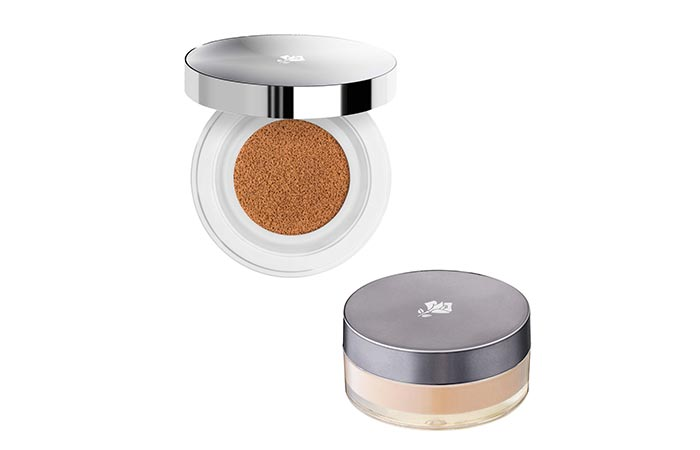 Lancome Miracle Cushion And Ageless Minerale - Mineral Foundations