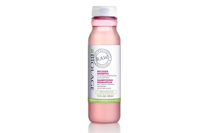 14. Matrix Biolage R.A.W Recover Shampoo
