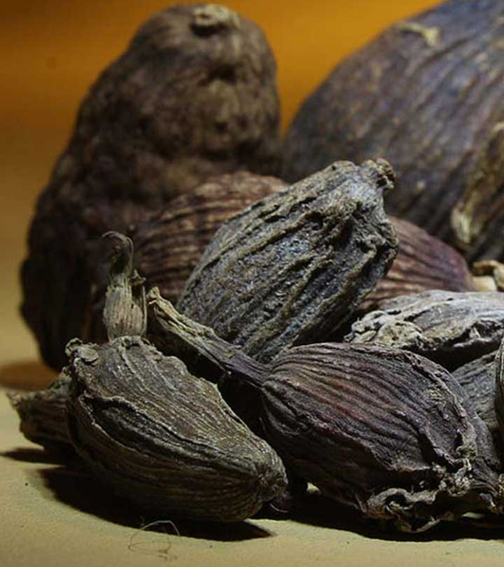 14 Best Benefits Of Black Cardamom (Kali Elaichi) For Skin, Hair And Health