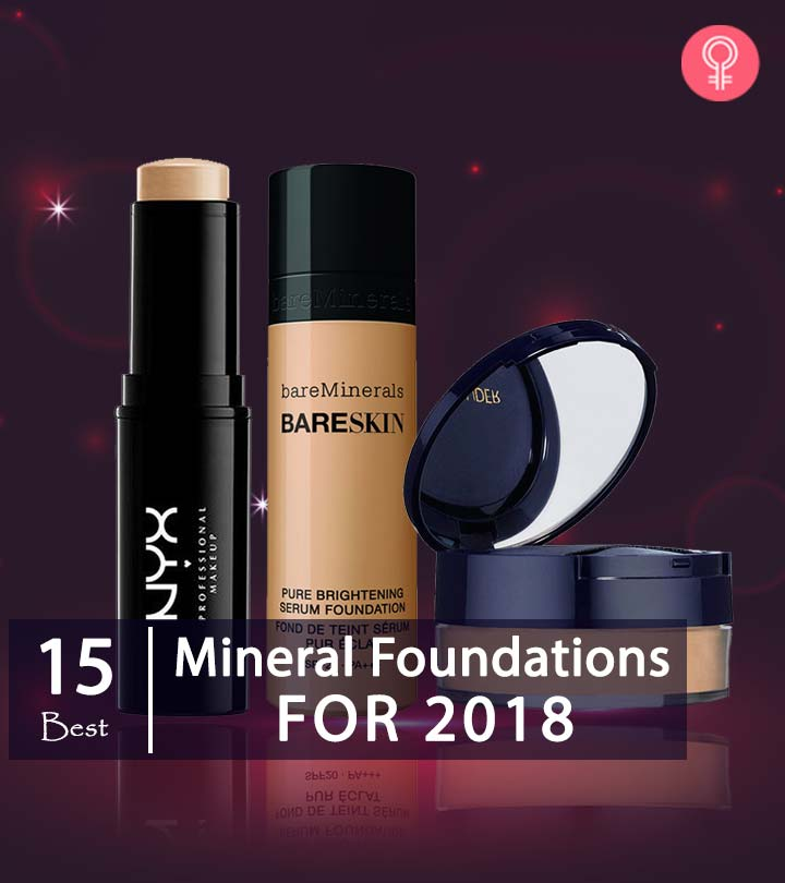 Best Mineral Foundations For All Skin