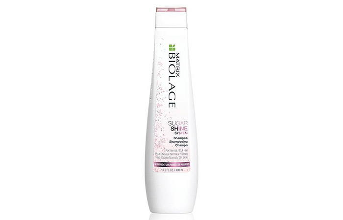15. Matrix Biolage Sugar Shine System Shampoo
