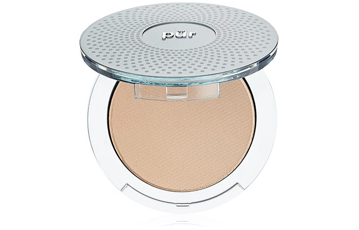 Pur 4 In 1 Pressed Mineral Makeup Foundation - Mineral Foundationss